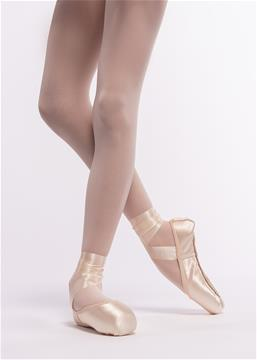 PREPARATORY POINTE SHOES. 2 STEP - ALICE ( from 10 years up/1st ballet class)