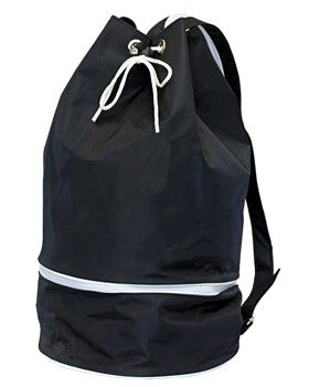 Stylish capacious backpack
