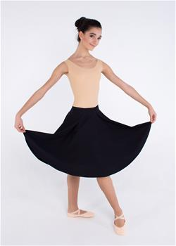 Skirt made of innovative material