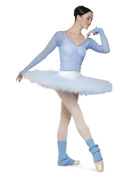 An attractive 10 layers tulle performance tutu.