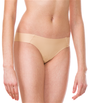 Beautiful and comfortable panties made of seamless fabric.
