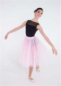 Stylish Grishko three layers long rehearsal tutu