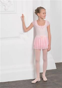DAD-1708/1M Leotard with mesh inserts