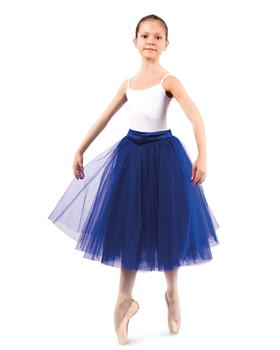 Cute two layers chopin tutu for girls