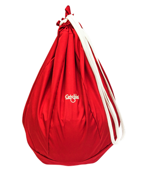 Rhythmic gymnastics ball bag