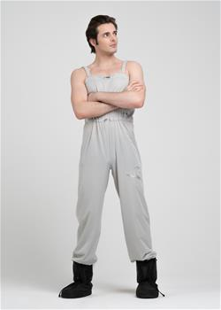 Unitard with sauna effect is made of 100% polyester specially for practice and aerobics.
