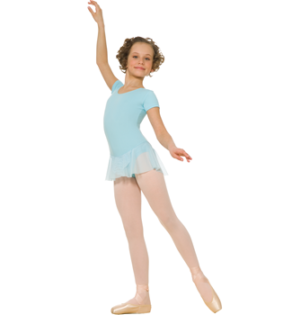 Beautiful kids leotard